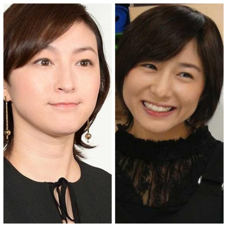 市來玲奈と広末涼子、顔が似ている?!